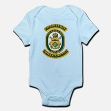 US - NAVY - USS - Green Bay Infant Bodysuit