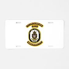 US - NAVY - USS - The Sullivans Crest Aluminum Lic