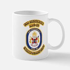US - NAVY - USS Fitzgerald (DDG 62) Mug