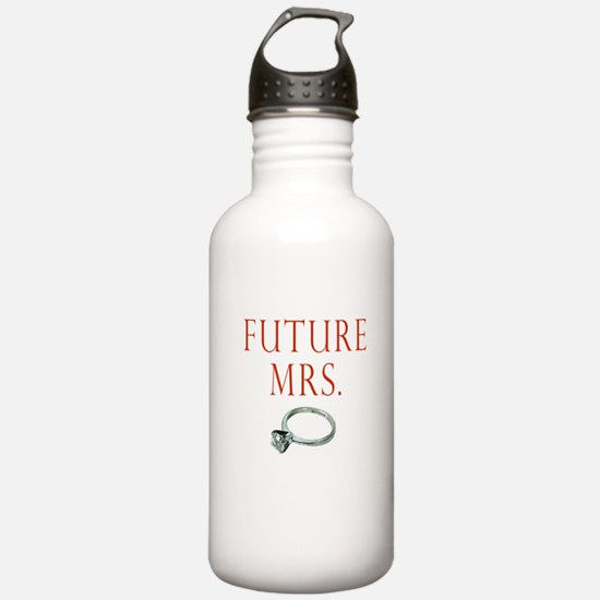 Future Mrs. Water Bottle