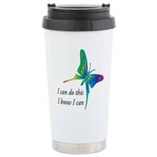 Butterfly Beauty Travel Mug