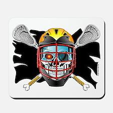 Pirate Lacrosse @ eShirtLabs Mousepad