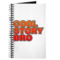 Cool Story Bro Journal