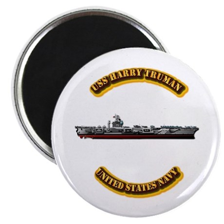 US - NAVY - USS Harry Truman Magnet