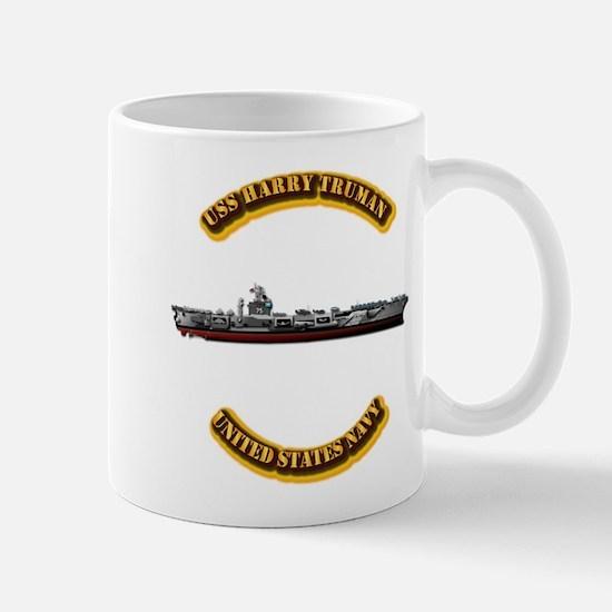 US - NAVY - USS Harry Truman Mug