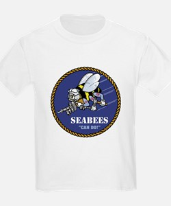 USN Seabees Official T-Shirt