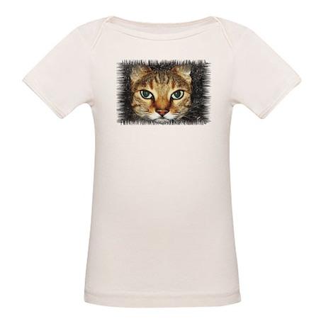 cat Organic Baby T-Shirt