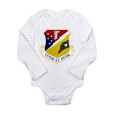 49th Fighter Wing Long Sleeve Infant Bodysuit