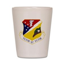 49th Fighter Wing Shot Glass