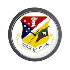 49th Fighter Wing Wall Clock