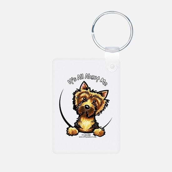 Norwich Terrier IAAM Keychains