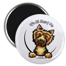 "Norwich Terrier IAAM 2.25"" Magnet (10 pack)"