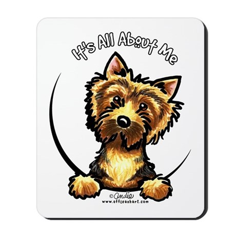 Norwich Terrier IAAM Mousepad