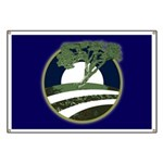 O: Barack Obama Tree Campaign Banner