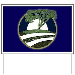 Obama Tree Campaign Yard Sign