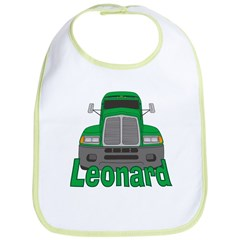 Trucker Leonard Bib