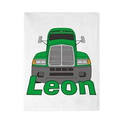 Trucker Leon Twin Duvet