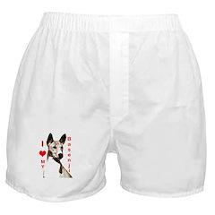 basenji Boxer Shorts