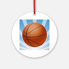 Basketball Ornament (Round)