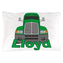 Trucker Lloyd Pillow Case
