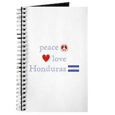 Peace, Love and Honduras Journal