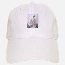 Crested Blue Bonnets Baseball Baseball Cap