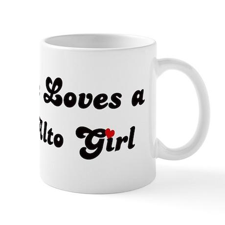 Loves Puente Alto Girl Mug