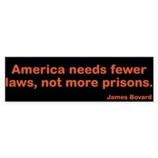Fewer Laws