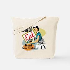 Moms Diner Retro 50's Tote Bag