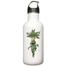 Screaming Mandrake Root Water Bottle