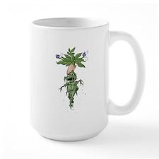 Screaming Mandrake Root Mug