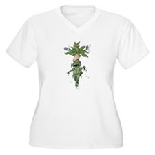 Screaming Mandrake Root T-Shirt