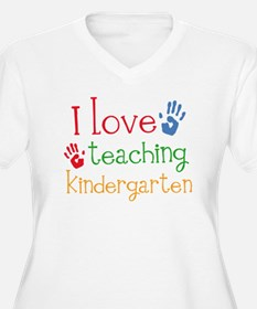 I Love Teaching Kindergarten T-Shirt