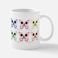 Sugar Skull Butterfly Display Mug
