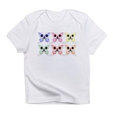 Sugar Skull Butterfly Display Infant T-Shirt
