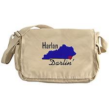 Harlan Darlin' Messenger Bag