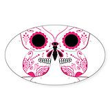 Sugar skull butterfly Auto