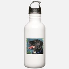 Sassy and the Fireflies Water Bottle