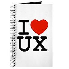 I Love UX - Journal
