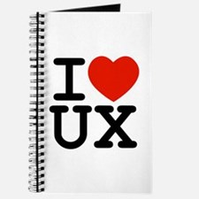 I Love UX - Journal
