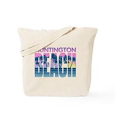 Huntington Beach Tote Bag