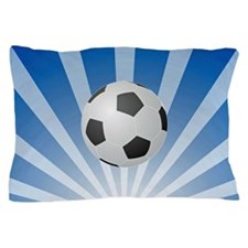 Soccer Pillow Case