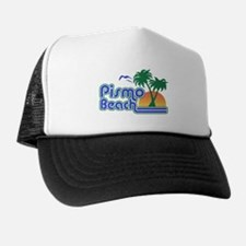 Pismo Beach Trucker Hat