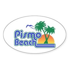 Pismo Beach Decal