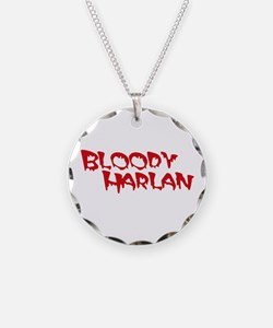 Bloody Harlan Necklace