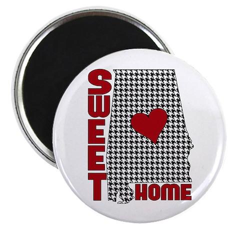 Sweet Home Bama Magnet
