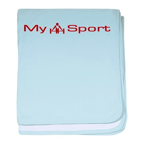 My Sport - Weightlifting / Bodybuilding baby blank