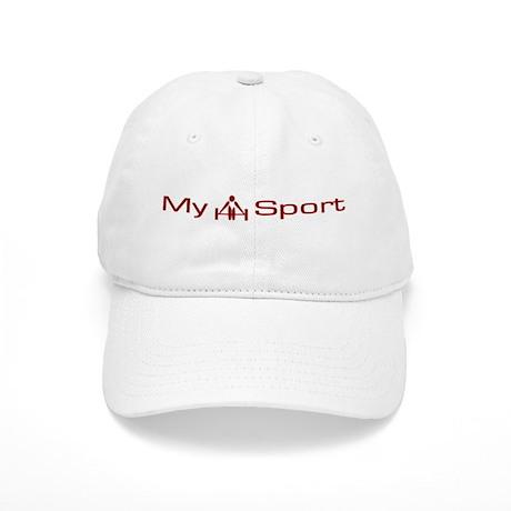 My Sport - Weightlifting / Bodybuilding Cap
