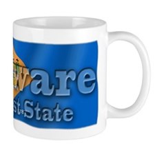 Delaware The First State Mug