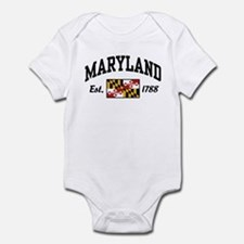 Maryland Infant Bodysuit